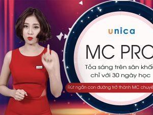 MC Pro - Tỏa sáng trên sân khấu chỉ với 30 ngày