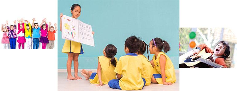 Giúp trẻ tự tin để thành công