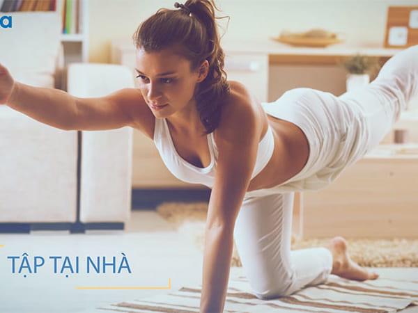 Tập Yoga tại nhà cùng chuyên gia