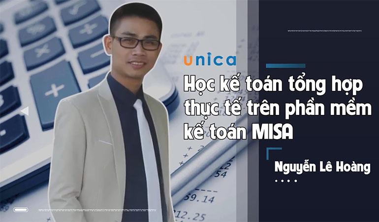 Thành thạo kế toán trên Misa