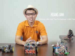 Chế tạo Robot dò đường