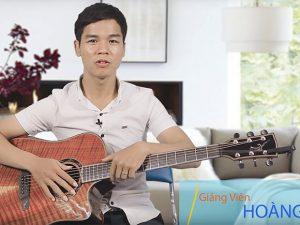 Finger Style Guitar cho người mới