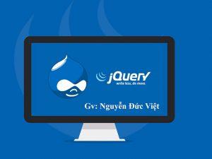 Học JQUERY