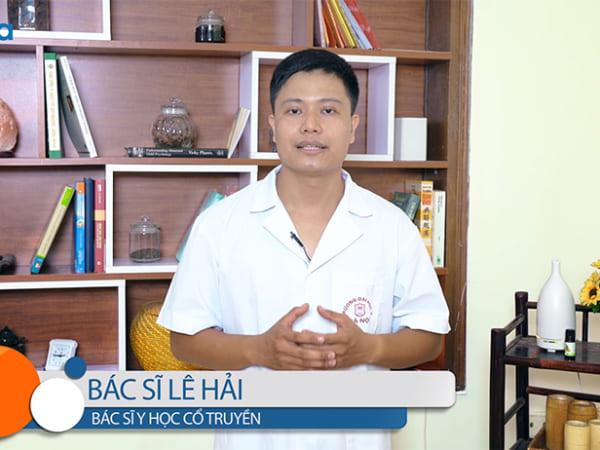 Massage toàn thân - Phục hồi và Trị liệu - Bác sĩ Lê Hải