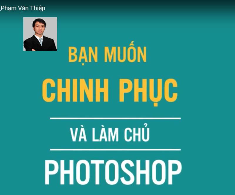 Thành thạo Photoshop