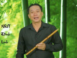 Tự học thổi sáo trúc