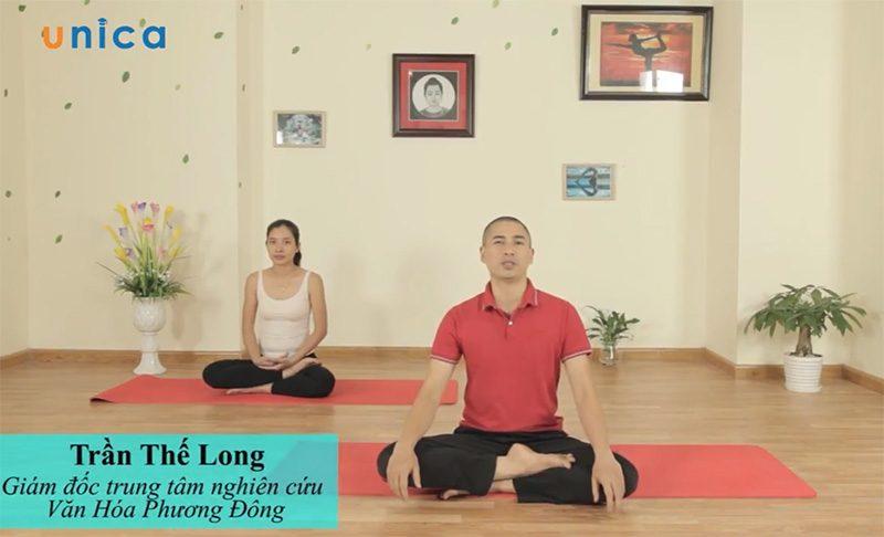 Yoga Trị liệu cột sống