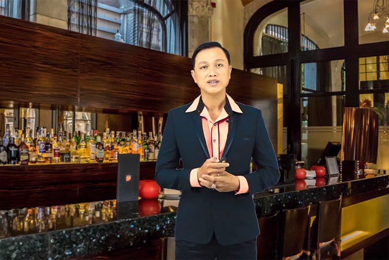 quản lý quầy bar