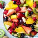 hoa quả kỵ nhau