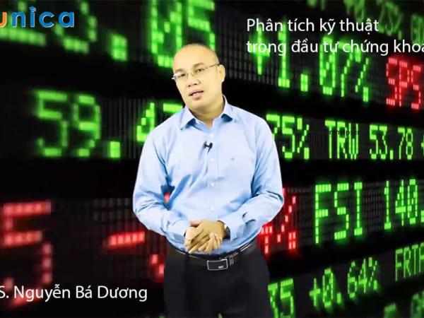Phân tích kỹ thuật trong đầu tư chứng khoán - Nguyễn Bá Dương