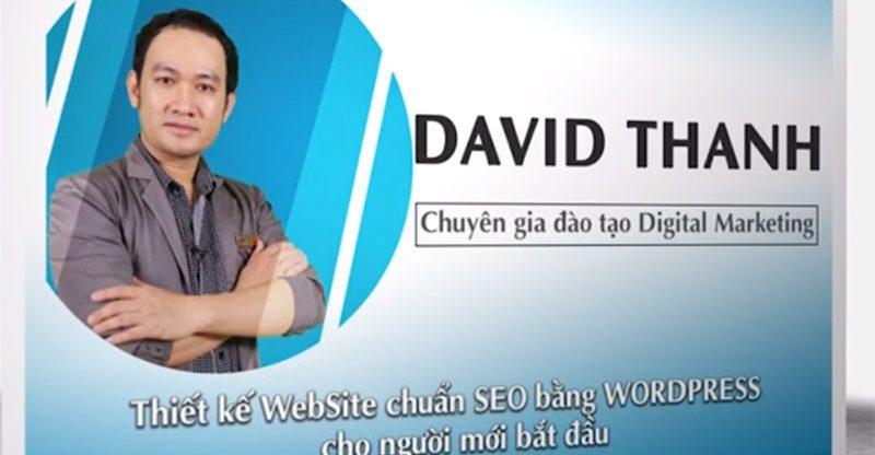 Thiết kế web wordpress chuẩn seo