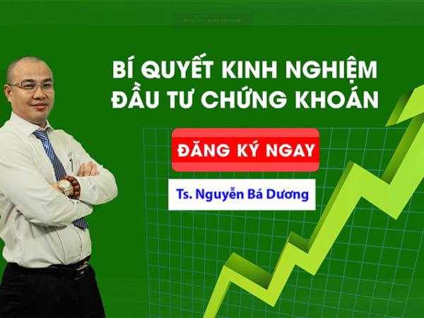 Bí quyết kinh nghiệm đầu tư chứng khoán - Nguyễn Bá Dương