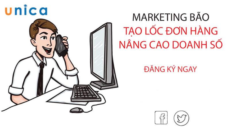 Marketing Bão - Tạo lốc đơn hàng, Nâng cao doanh số