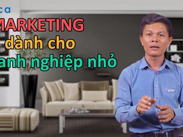 Marketing cho doanh nghiệp nhỏ