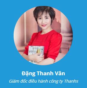 giảng viên Đặng Thanh Vân