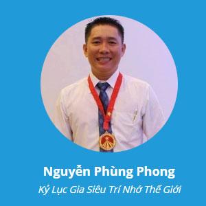 giảng viên Nguyễn Phùng Phong