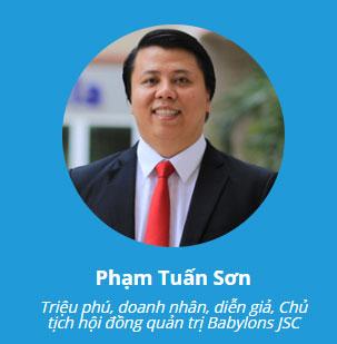 giảng viên Phạm Tuấn Sơn