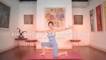 Yoga dưỡng sinh dành riêng cho nam giới