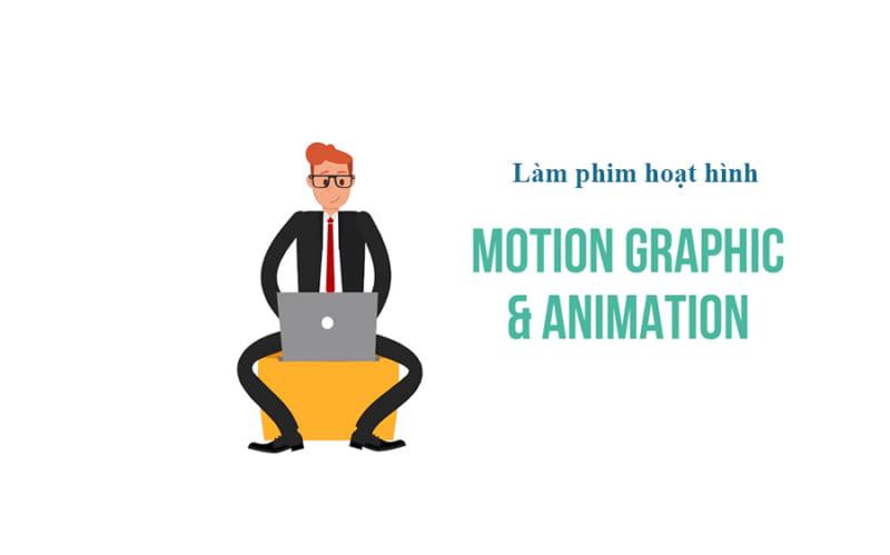 Làm phim hoạt hình Motion graphics & Animation với After Effects