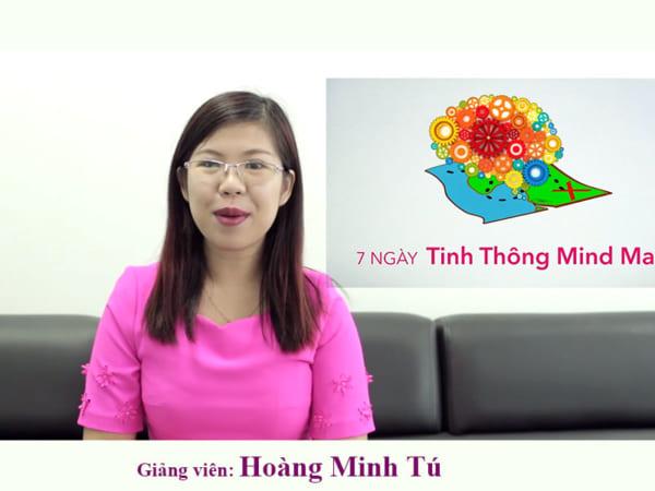Tinh Thông Mind Map trong 7 ngày