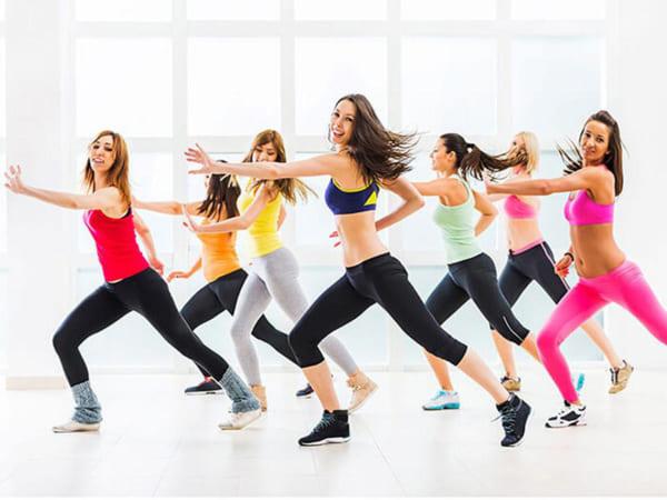 Aerobic - Giảm cân hiệu quả và giữ gìn vóc dáng