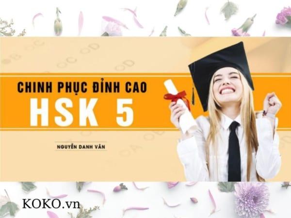 Chinh phục đỉnh cao HSK 5