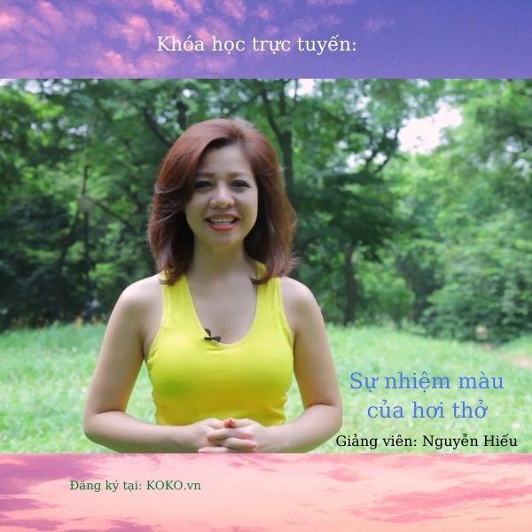 Sự nhiệm màu của hơi thở – Sống khỏe mạnh, hạnh phúc - 1